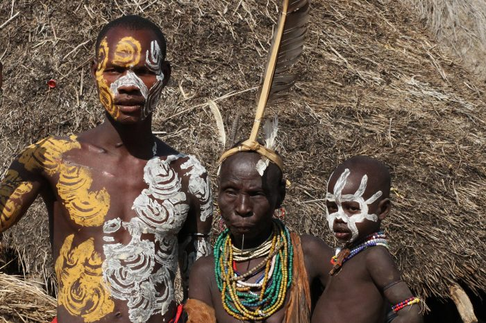The Charming Omo Valley