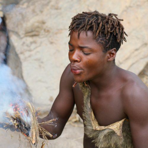 hadzabe tanzania